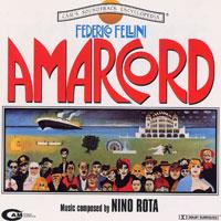 Copertina di Amarcord - 1973