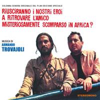 Copertina di Riusciranno i nostri eroi a ritrovare l'amico misteriosamente scomparso in Africa? - 1968