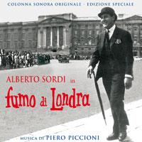 Copertina di Fumo di Londra - 1966