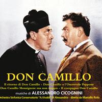Copertina di Il Compagno Don Camillo - 1965