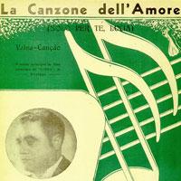 Copertina di La Canzone dell'amore - 1930