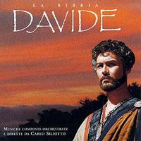 Copertina di Davide - La Bibbia - 1997