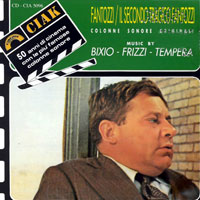 Copertina di Fantozzi - 1975