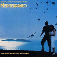 Copertina di Mediterraneo - 1991