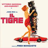 Copertina di Il tigre - 1967