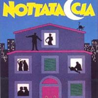 Copertina di Nottataccia - 1992