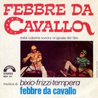 Copertina di Febbre da cavallo - 1976