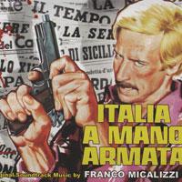 Copertina di Italia a mano armata - 1976